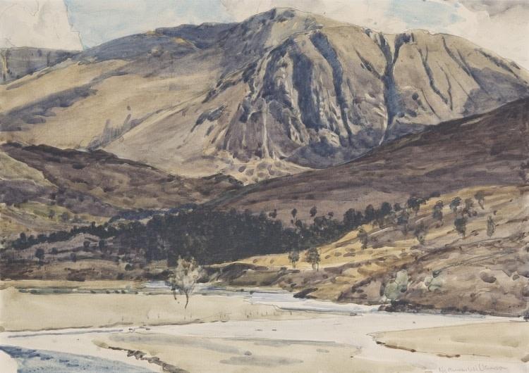 A Scottish river