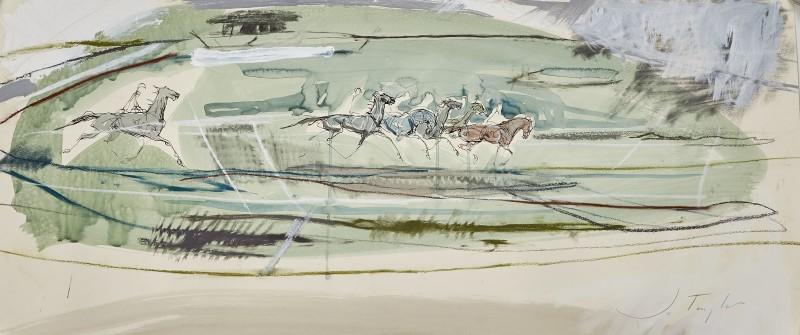 Jo Taylor , The gathering storm