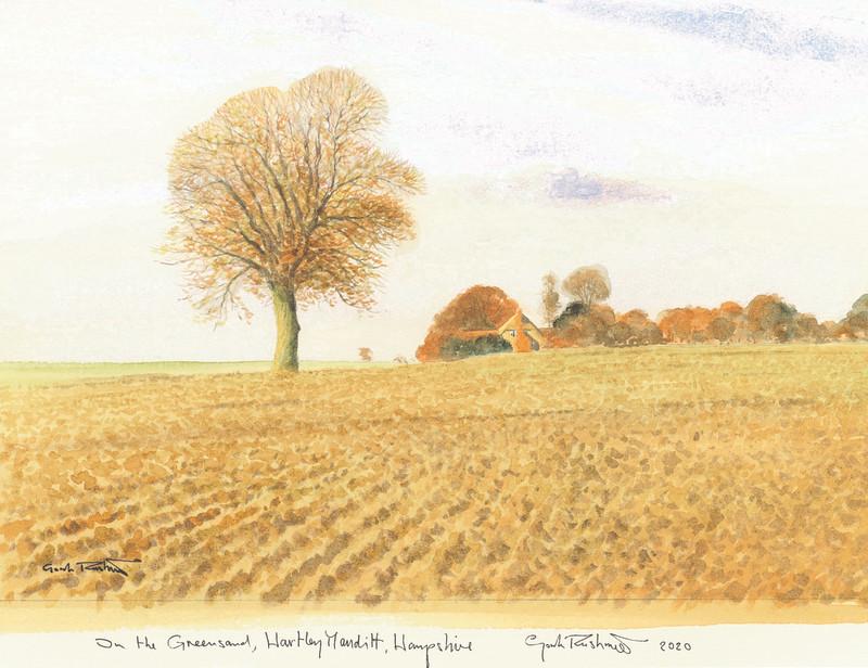 On the Greensand, Hartley Mauditt