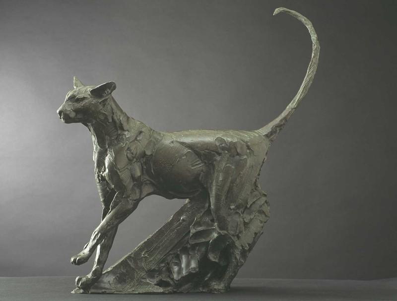 Dylan Lewis , Standing oriental cat