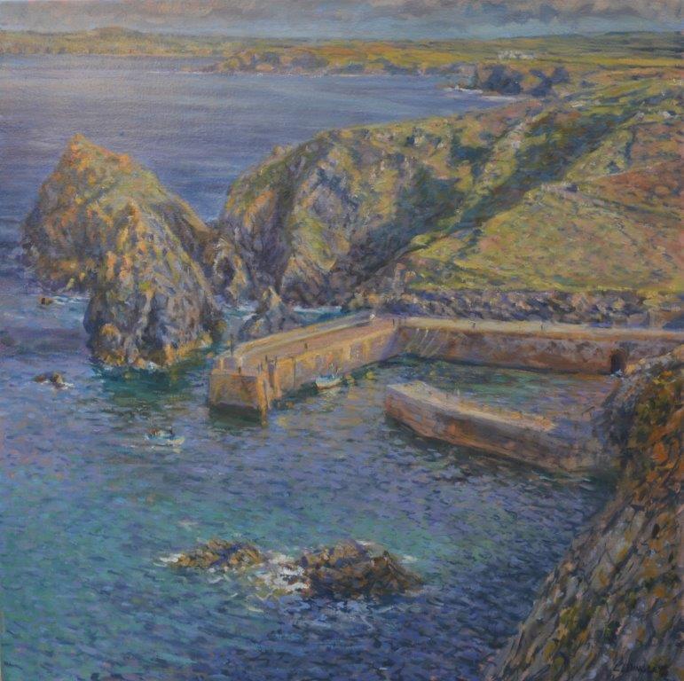 Morning Light, Mullion Cove