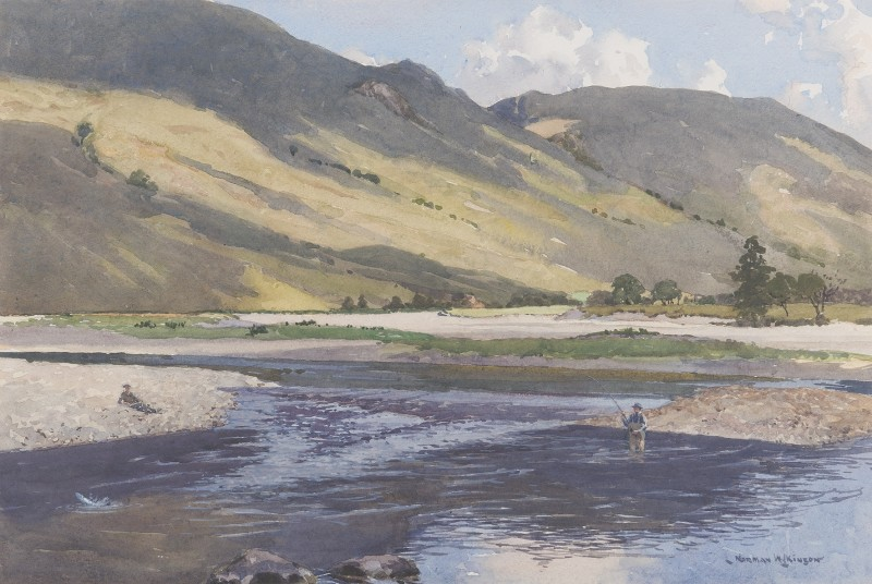 The Shepherds Pool, River Orchy