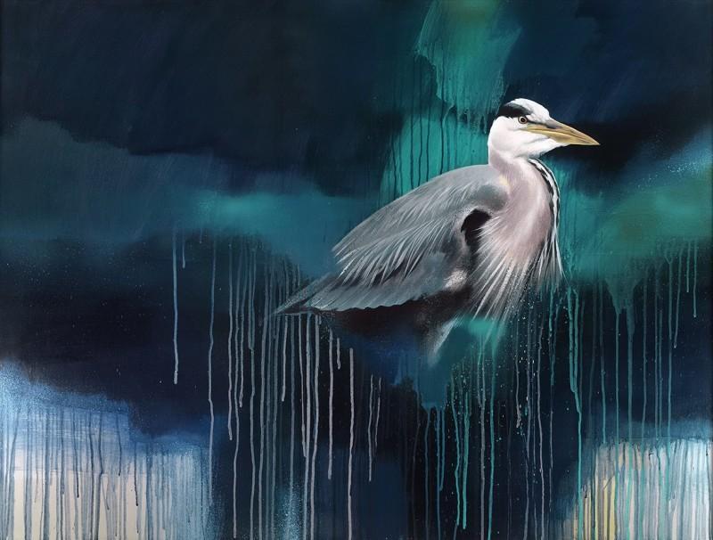 Jim Starr , Heron