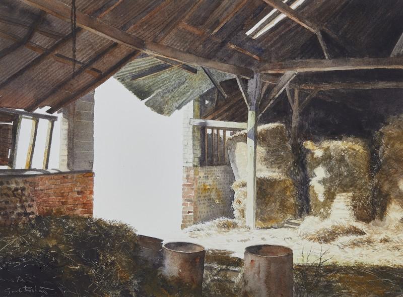 Glancing Light, Slate Barn, Welldown