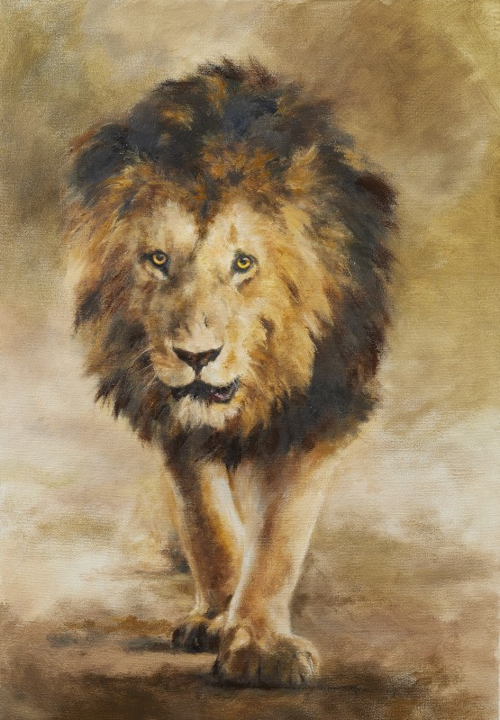 Mandy Shepherd , Lion