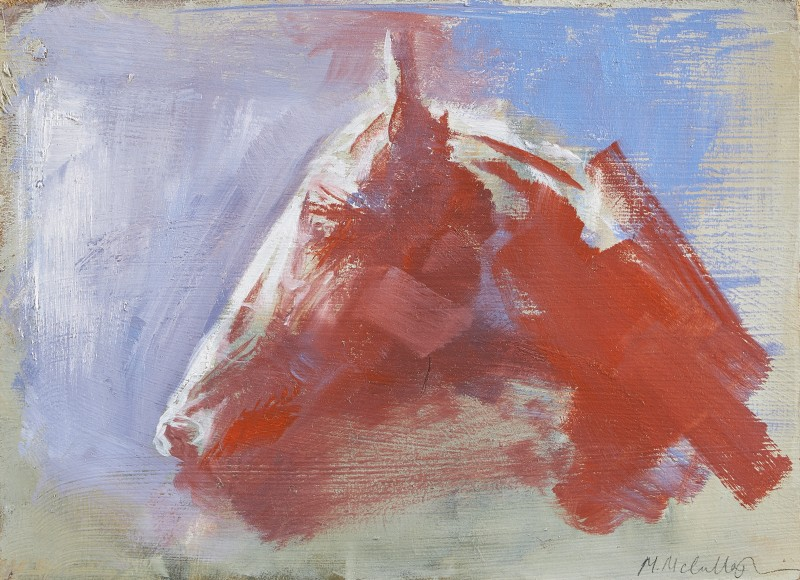 Michelle McCullagh , Red