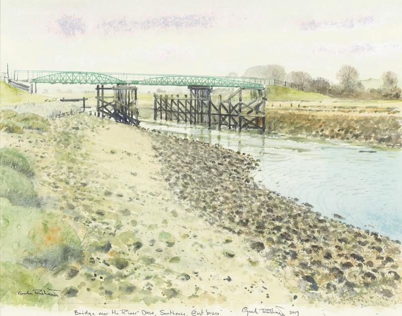 Gordon Rushmer , Bridge over the River Ouse