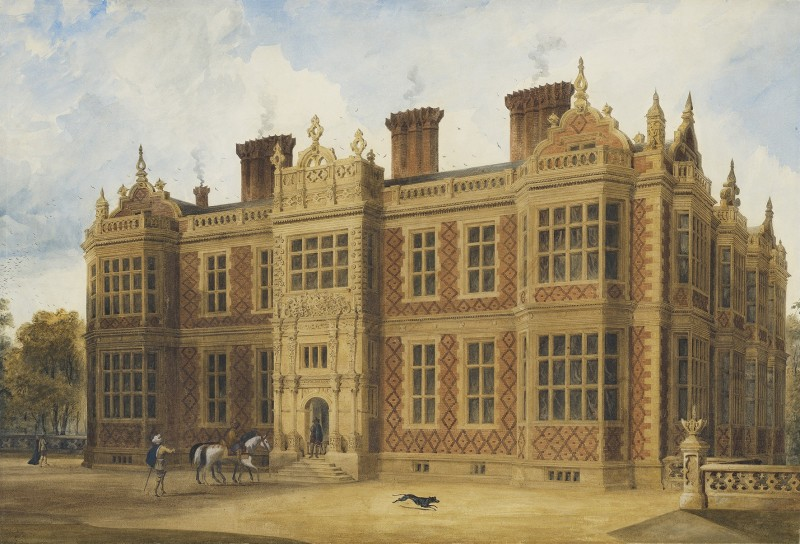 Crewe Hall, Cheshire