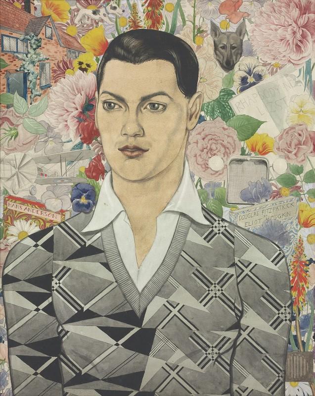 Portrait of Douglas Fitzpatrick