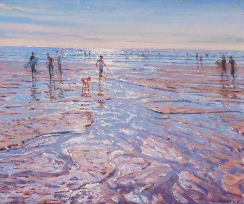 Wet sands