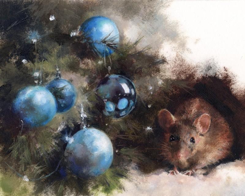 Mandy Shepherd , Christmas Mouse