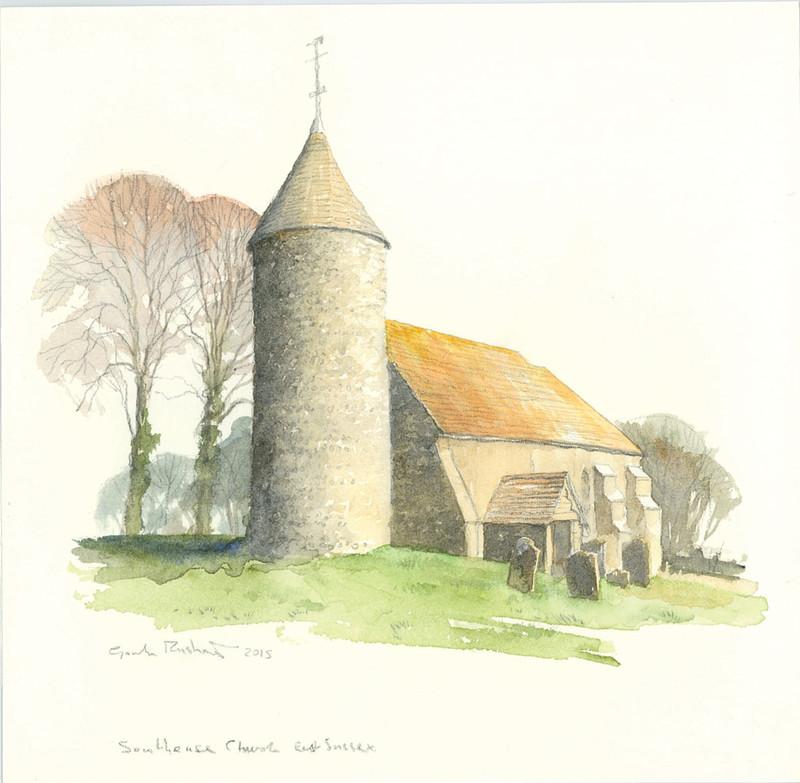 Southease Church