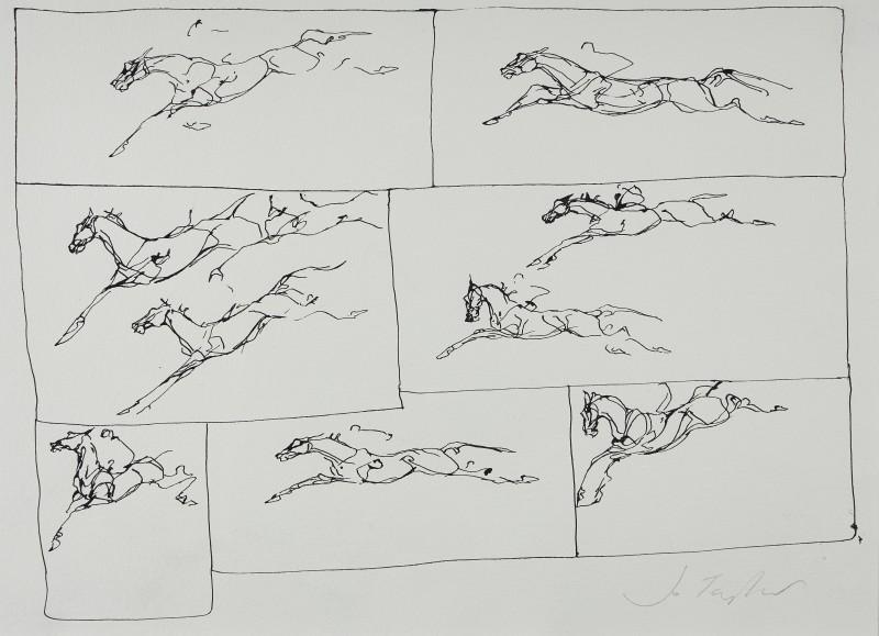 Jo Taylor , Winged Horses