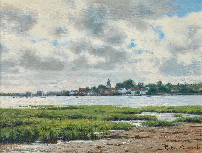 Peter Symonds , September, Bosham