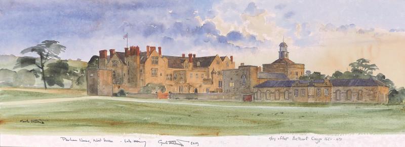 Gordon Rushmer , Parham House, West Sussex