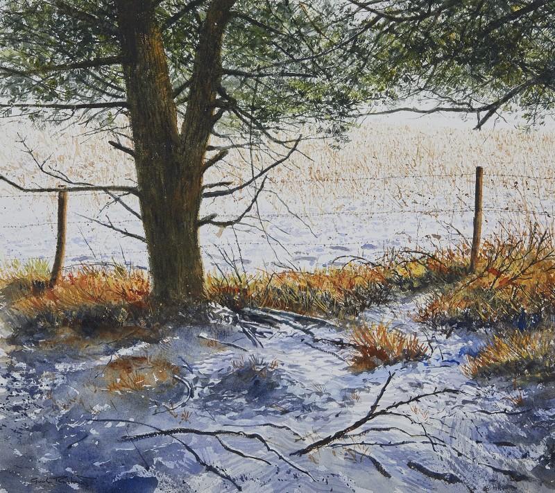 Weavers Down, Winter