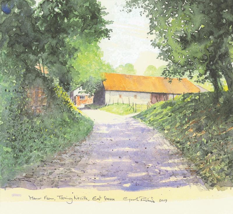 Manor Farm, Tarring Neville