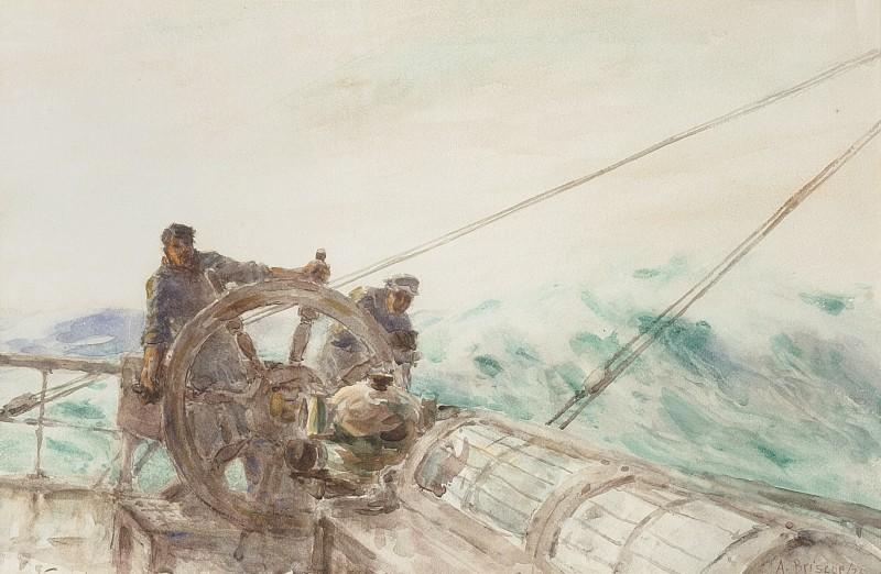 Following sea