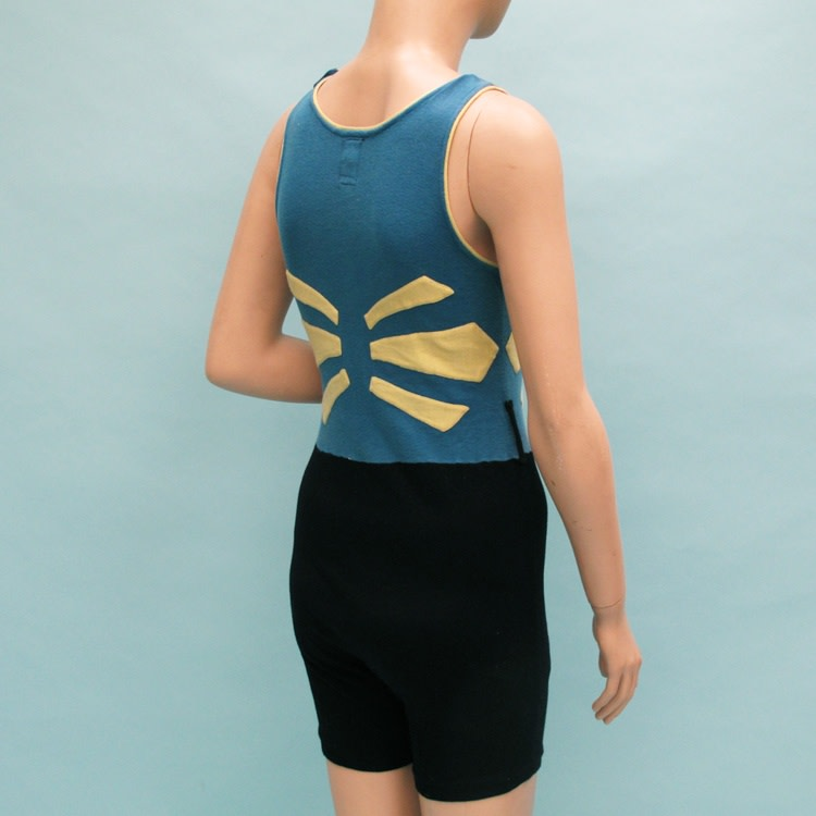 Fabulous 1930's bathing costume in excellent condition. Great design