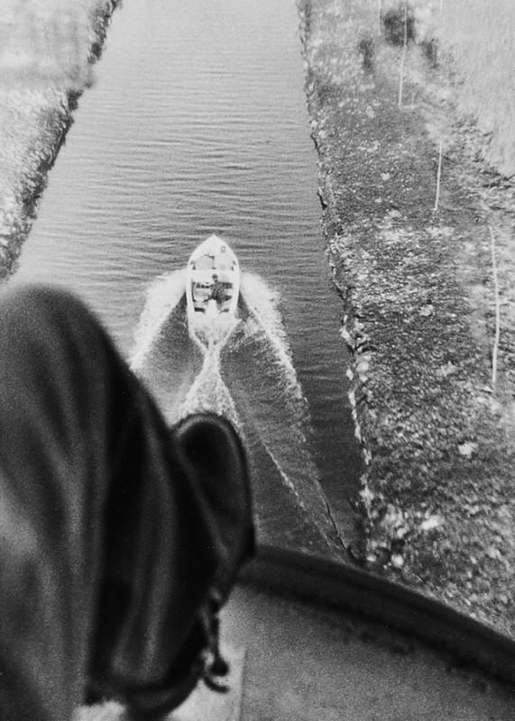 萨帕塔沼泽,古巴,1959年