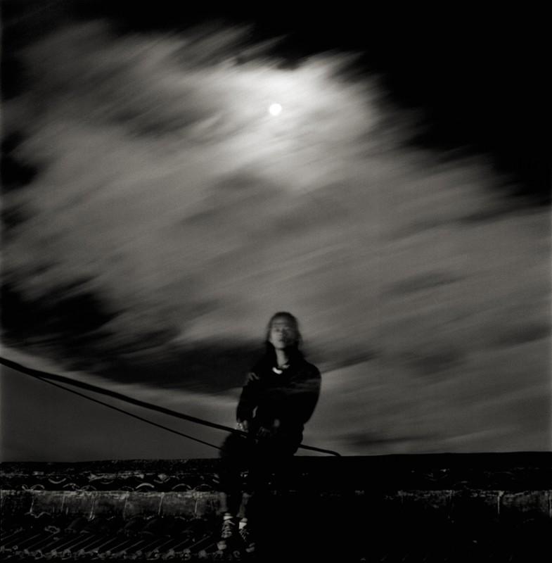 卢彦鹏 《自拍像之一 》 Self-Portrait no. 1 2006