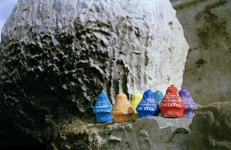 《贡嘎的小佛塔1号》 Gongga - Small Pagoda No.1