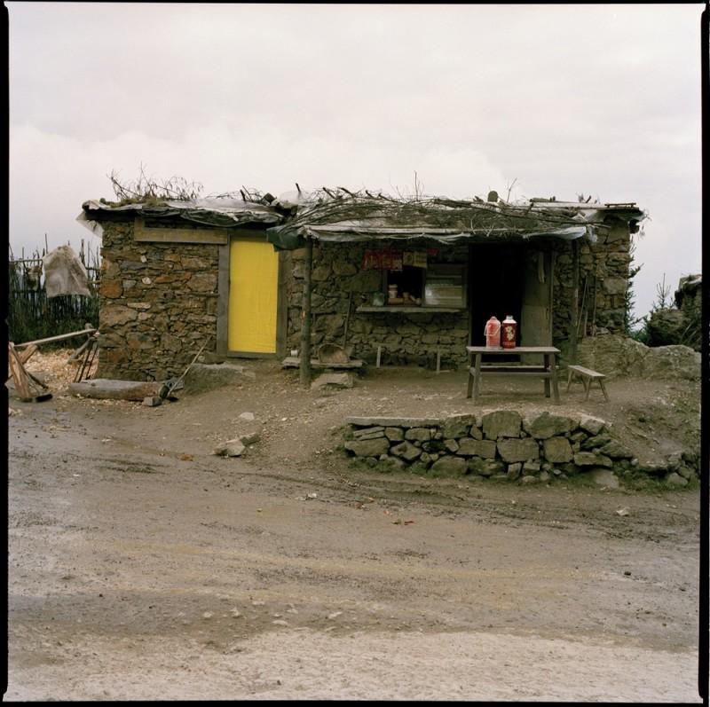 《川藏线 二郎山5号》Sichuan-Tibet Road, Erlang Mountain No.5