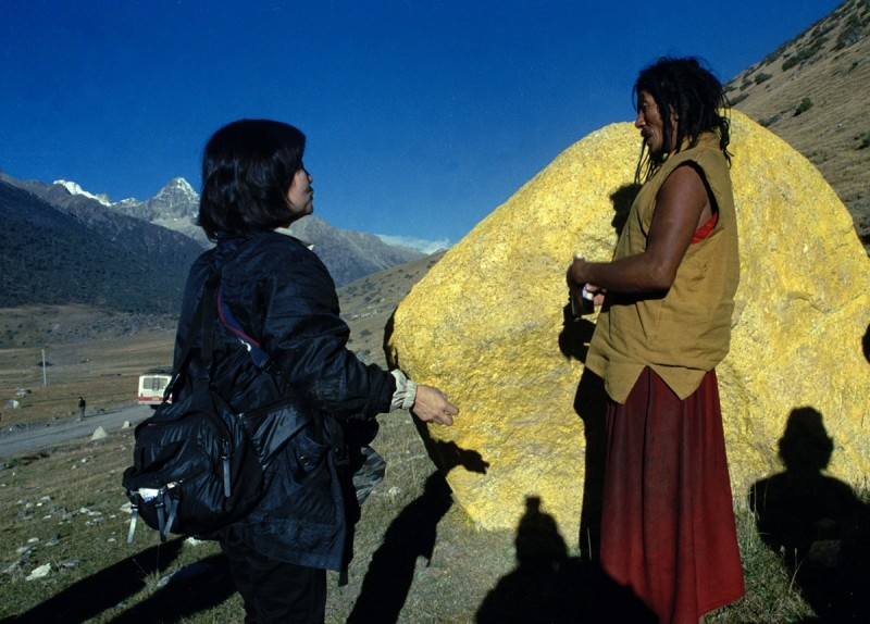 《雀儿山下》 At the Quer Mountain