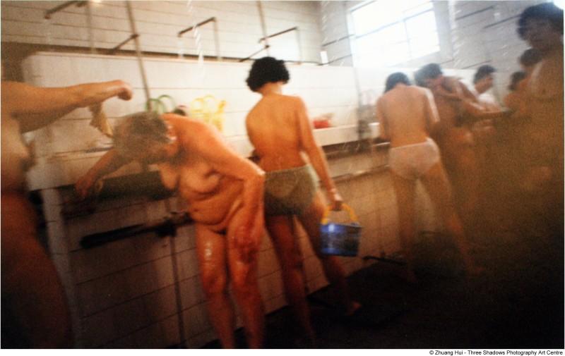 Zhuang Hui Public Bathouse-Woman. No. 8, 1998