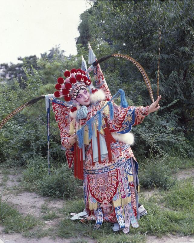 京剧《穆柯寨之穆桂英》1985