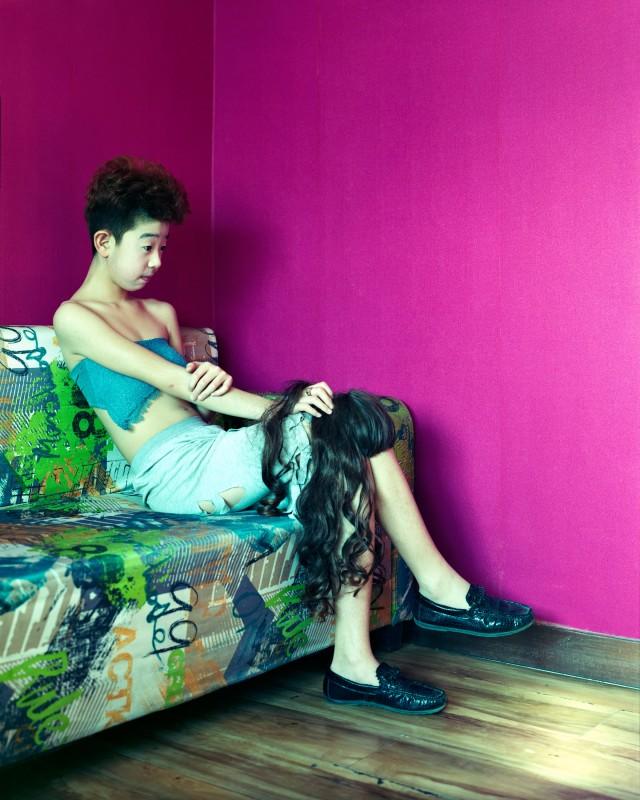 陈荣辉 Chen Ronghui, 《北地凛冬》系列 Freezing Land series, 2016-迄今 2016-now