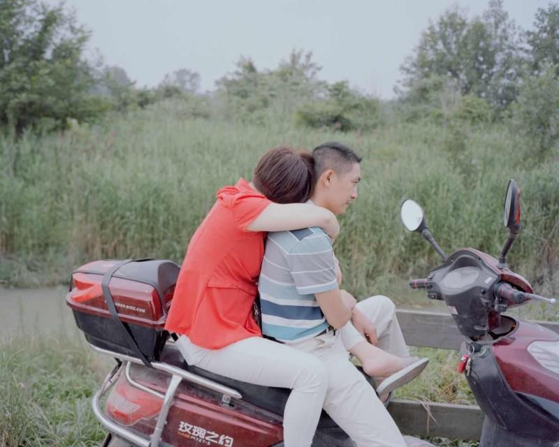 黄森威 Huang Senwei, 《最美花红》系列 The Most Beautiful Red series,2016