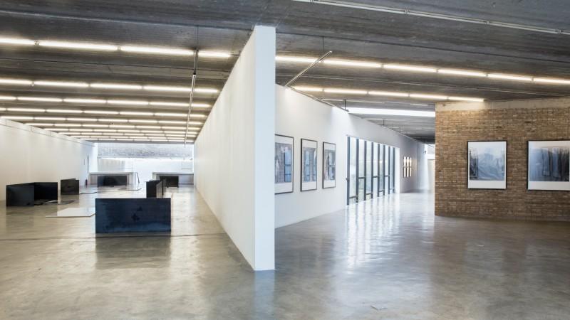 第二展厅全景 The Panorama View of the Second Exhibition Hall