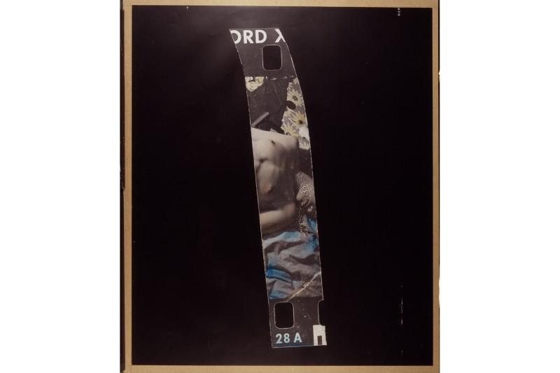 荣荣 RongRong,碎片 1998 Fragment 1998,明胶卤化银 手工着色 Gelatin Silver Print Hand-printed