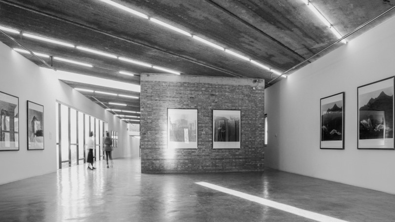 第二展厅现场 The second exhibition hall