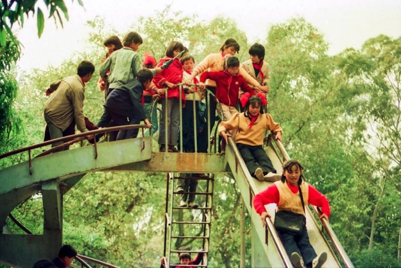 中山公园游乐场