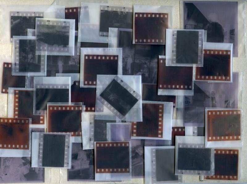 顾奔驰 《尘埃》系列(2004-2009) Gu Benchi Dusts series (2004-2009)