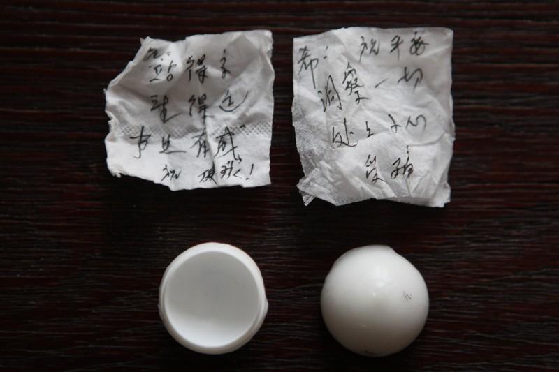 朱英豪《纱与墙》 Zhu Yinghao Statement of voile & wall 2014