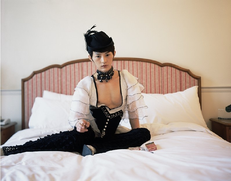 "杨楠楠 ""另一边""系列 Yang Nannan ""Another Side"" series 2010"