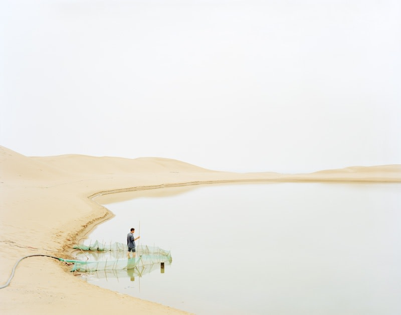 张克纯《北流活活》 Zhang Kechun The River Rushes North 2010 - 2011