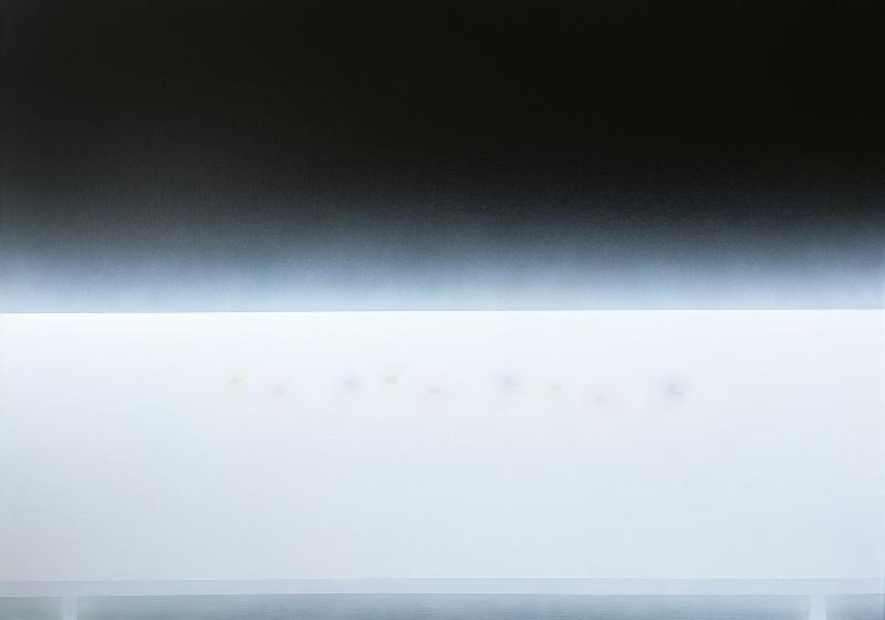0000,布面丙烯,100 × 70cm,2021年
