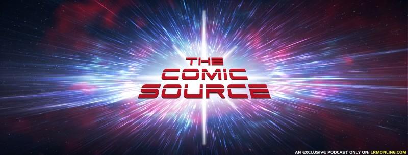 Tim Nardelli, The Comic Source Podcast, 2018