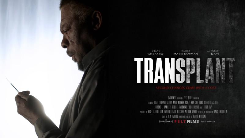 Tim Nardelli, Transplant Teaser, 2018