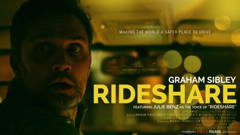 Tim Nardelli, Rideshare Teaser, 2018