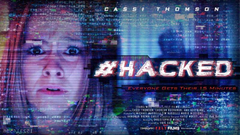 Tim Nardelli, Hacked, 2018