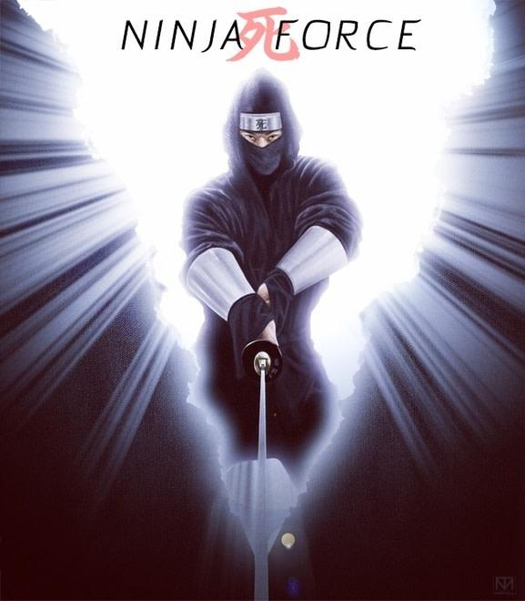 Tim Nardelli, NINJA FORCE Cover Illustration, 2012