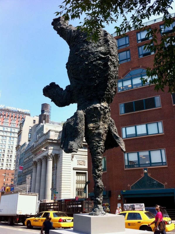 Union Square New York, 2011