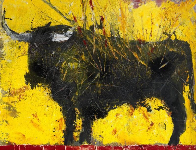 El Planeta de los Toros - Miquel Barceló