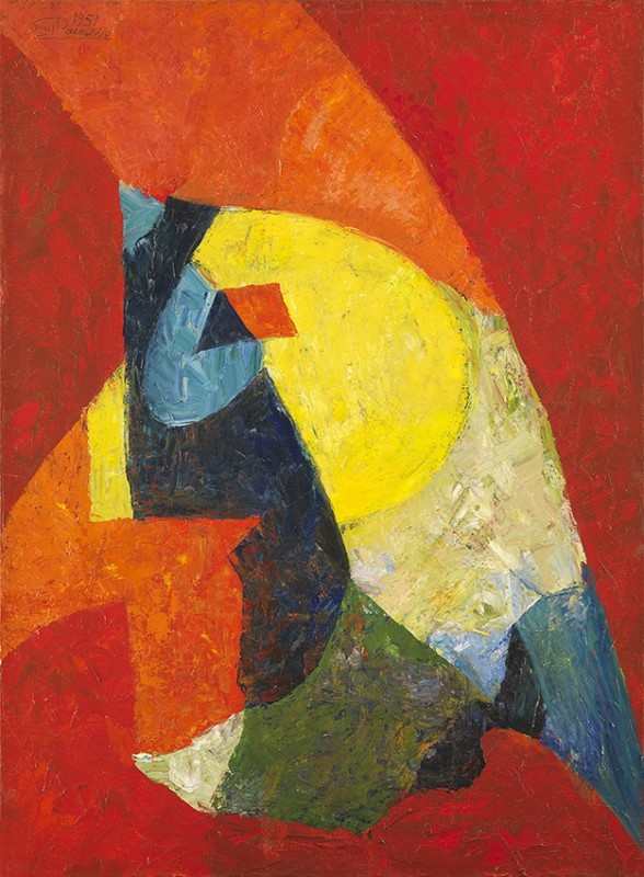Joseph Lacasse A Pioneer of Abstraction