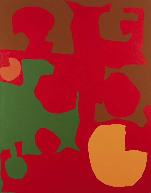 Post-War to Pop, Modern British Art: Abstraction, Pop & Op Art